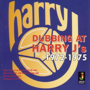 vinyl LP HARRY J ALLSTARS Dubbing At Harry J´s 1972-1975