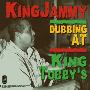 vinyl LP KING JAMMY Dubbing At King Tubby's