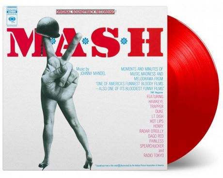 vinyl LP M*A*S*H (JOHNNY MANDEL) (soundtrack)