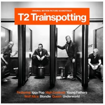 vinyl 2LP TRAINSPOTTING 2 (soundtrack)