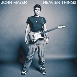 vinyl LP JOHN MAYER Heavier Things