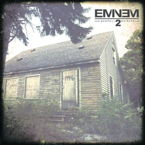 vinyl 2LP EMINEM Marshall Mathers Lp 2