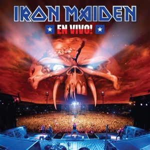 vinyl 3LP IRON MAIDEN EN VIVO