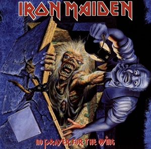 vinyl LP IRON MAIDEN No Prayer For the Dying