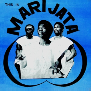 vinyl LP MARIJATA This is Marijata