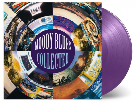 vinyl 2LP MOODY BLUES Collected