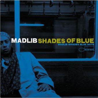 vinyl 2LP MADLIB Shades of Blue