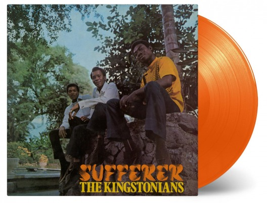 vinyl LP THE KINGSTONIANS Sufferer
