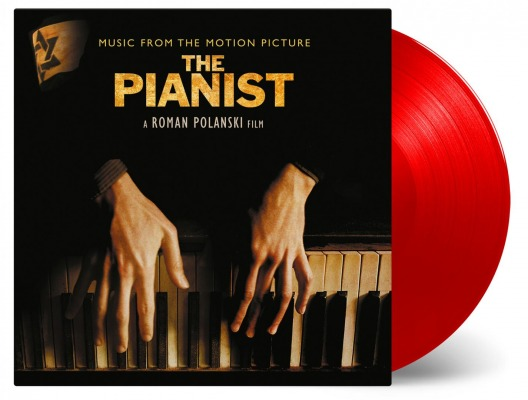 vinyl 2LP THE PIANIST (soundtrack)