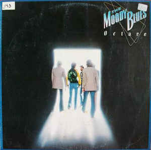 vinyl LP THE MOODY BLUES Octave