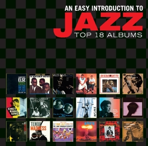 CD Easy Introduction To Jazz (Top 18 albums)