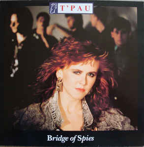 vinyl LP T´PAU Bridge Of Spies
