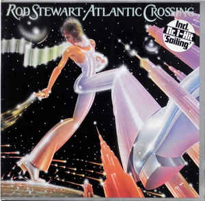 vinyl LP ROD STEWARD Atlantic Crossing