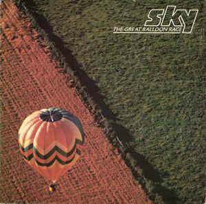 vinyl LP SKY The Great Balloon Race
