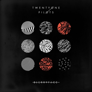vinyl 2LP TWENTY ONE PILOTS Blurryface