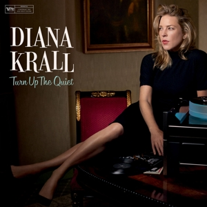 vinyl 2LP DIANA KRALL Turn Up The Quiet