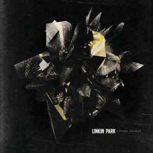 vinyl LP LINKIN PARK Living Things