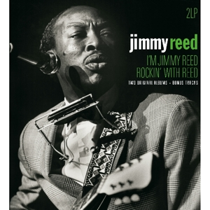 vinyl 2LP JIMMY REED I´m Jimmy Reed/Rockin´ With reed