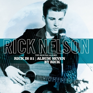 vinyl LP RICK NELSON Rick Is 21/ Album Seven By Nick