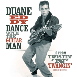 vinyl LP DUANE EDDY Dance With The Guitar Man