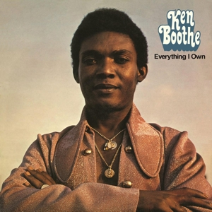 vinyl LP KEN BOOTHE Everything I Own