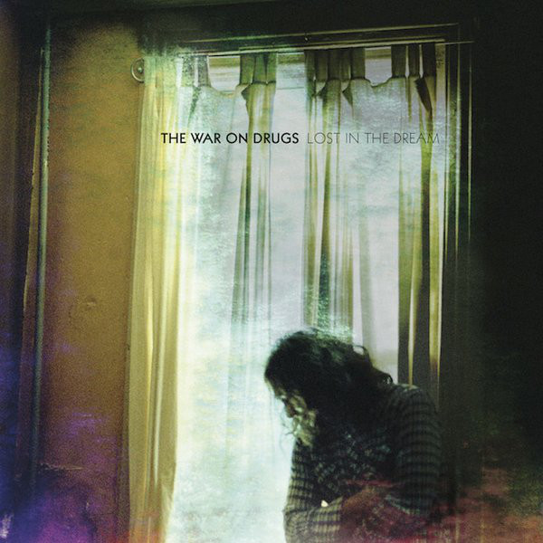 vinyl 2LP WAR ON DRUGS Lost In the Dream