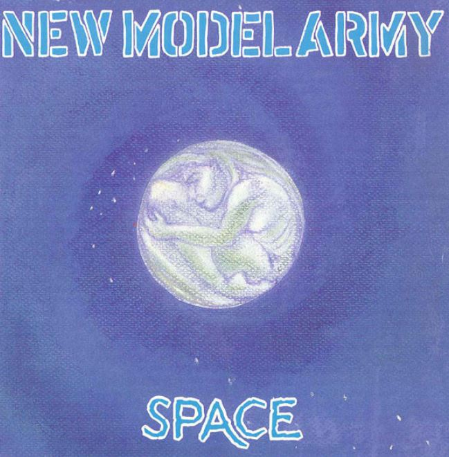 "vinyl 7""SP NEW MODEL ARMY Space/Family Life"