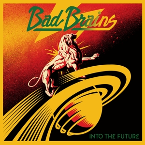 vinyl LP BAD BRAINS Into The Future