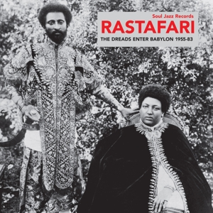 vinyl LP Rastafari - the Dreads Enter Babylon 1955-83 (Various Artists)