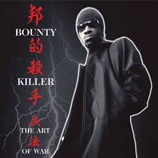 vinyl LP BOUNTY KILLER Art Of War