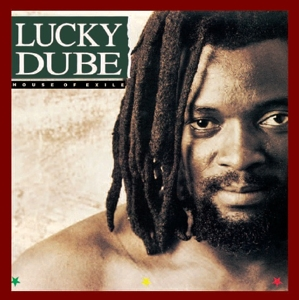 vinyl LP LUCKY DUBE House Of Exile