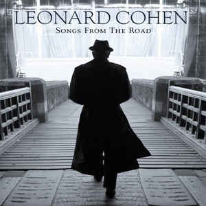 vinyl 2LP LEONARD COHEN Songs From The Road