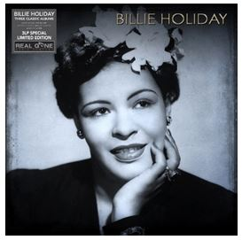 vinyl 3LP BILLIE HOLIDAY 3 Classic Albums
