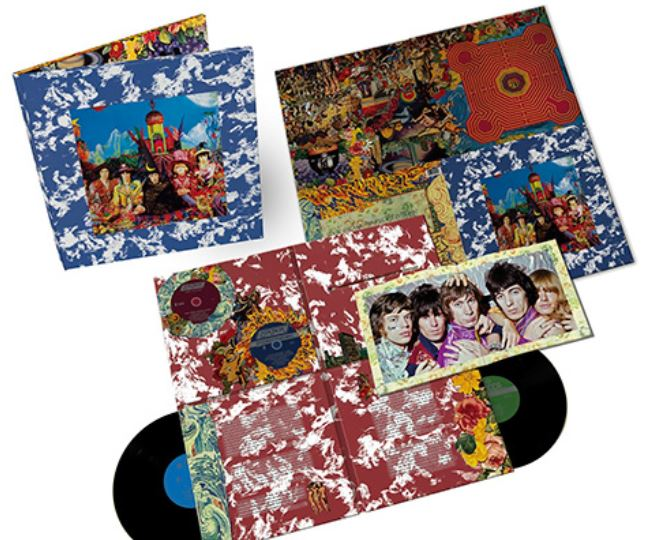 vinyl 2LP THE ROLLING STONES Their Satanic Majesties Request