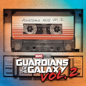 vinyl LP Guardians of the Galaxy: Awesome Mix Vol.2 (soundtrack)
