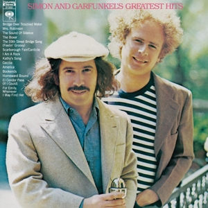 vinyl LP SIMON & GARFUNKEL Greatest Hits