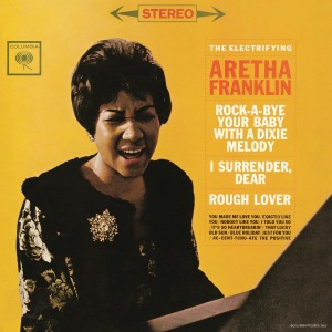 vinyl LP ARETHA FRANKLIN Electrifying Aretha