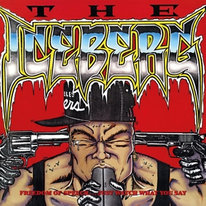 vinyl LP ICE-T Iceberg/Freedom of Speech