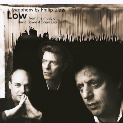 vinyl LP PHILIP GLASS / DAVID BOWIE / BRIAN ENO Low Symphony