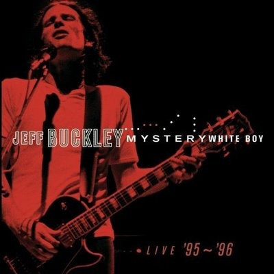 vinyl 2LP JEFF BUCKLEY Mystery White Boy