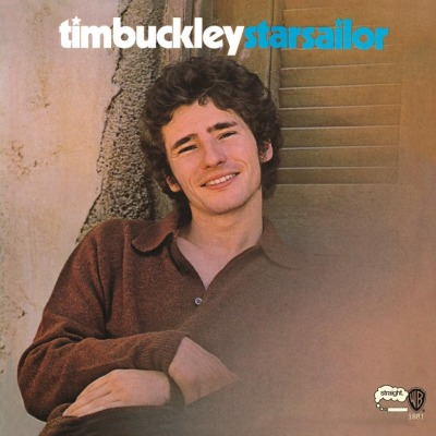 vinyl LP TIM BUCKLEY Starsailor