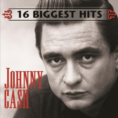 vinyl LP JOHNNY CASH 16 Biggest Hits