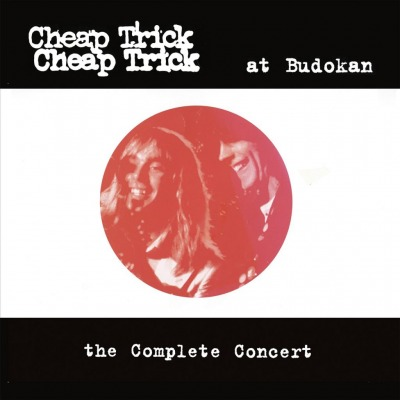 vinyl 2LP CHEAP TRICK At Budokan