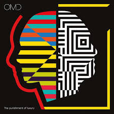 vinyl LP ORCHESTRAL MANOEUVRES IN THE DARK Punishment Of Luxury