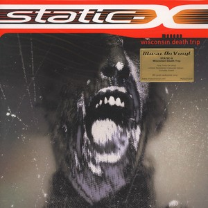 vinyl LP STATIC-X Wisconsin Death Trip