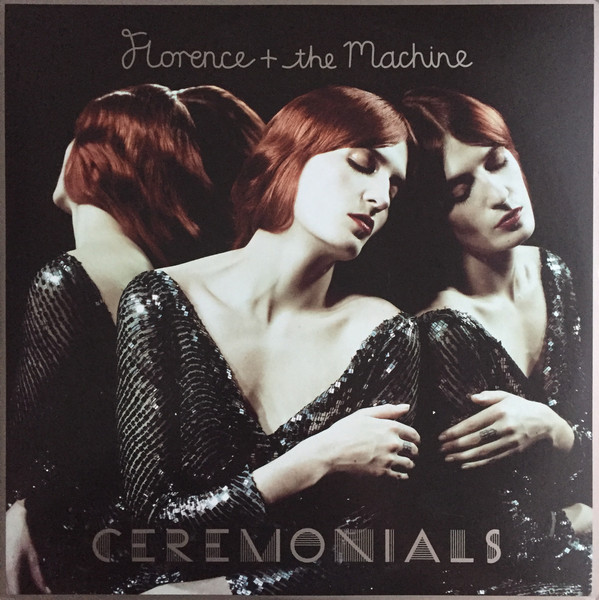 vinyl 2LP FLORENCE and THE MACHINE Ceremonials