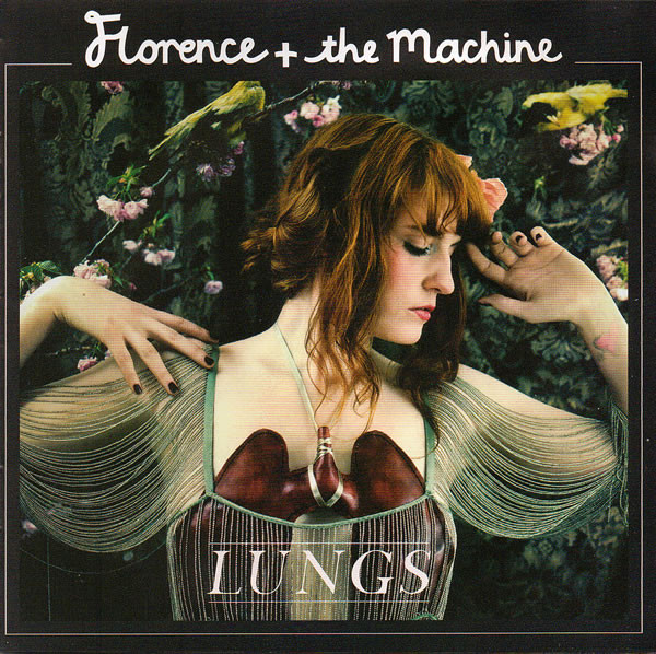 vinyl LP FLORENCE and THE MACHINE Lungs