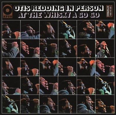 vinyl LP OTIS REDDING In Person At The Whiskey A Go Go