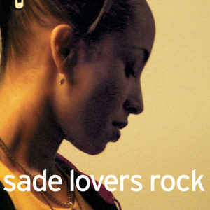 vinyl LP SADE Lovers Rock