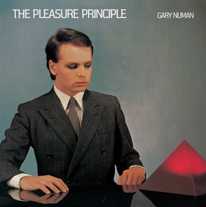 vinyl LP GARY NUMAN Pleasure Principle